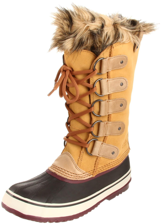 sorel womens joan of arctic boot in beige taffy port. Black Bedroom Furniture Sets. Home Design Ideas