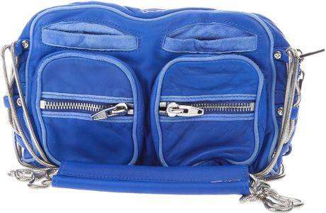 Alexander Wang Brenda Bag in Blue (azure)