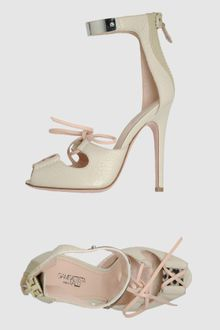 Giambattista Valli High Heeled Sandals - Lyst