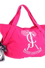 Juicy Couture Bow Tote - Lyst