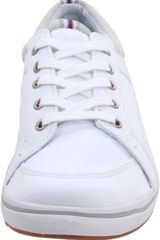 Keds Womens Startup Ltt LaceUp Fashion Sneaker in White - Lyst