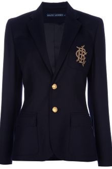 Ralph Lauren Blue Label Greenwich Blazer - Lyst
