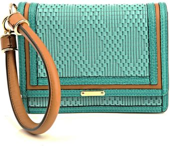 Burberry Prorsum Kingfisher Bag - Lyst