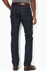 Polo Ralph Lauren Slim Fit Straight Leg Jeans - Lyst
