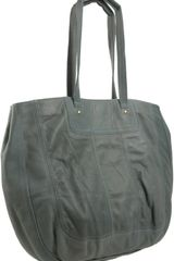 See By Chloé See By Chloe Tomo Tote in Gray (jumbo) - Lyst
