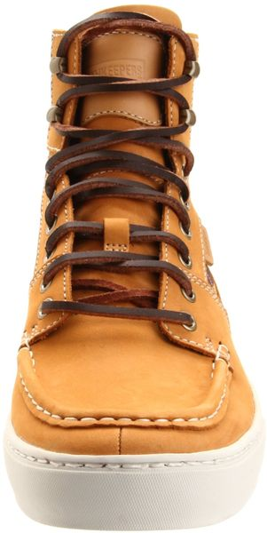 Timberland Earthkeepers Cupsole Moccasin Stitched Boot In