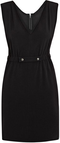Azzaro Lexa Sleeveless Dress - Lyst