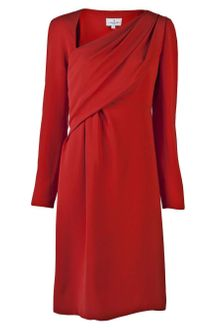 J. Mendel Asymmetrical Dress - Lyst