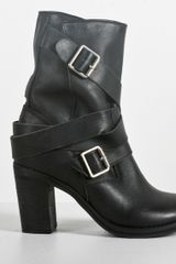 Jeffrey Campbell Black France Boot - Lyst