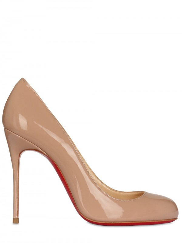 louboutin shoes replica - christian louboutin leather Fifi pumps | The Little Arts Academy