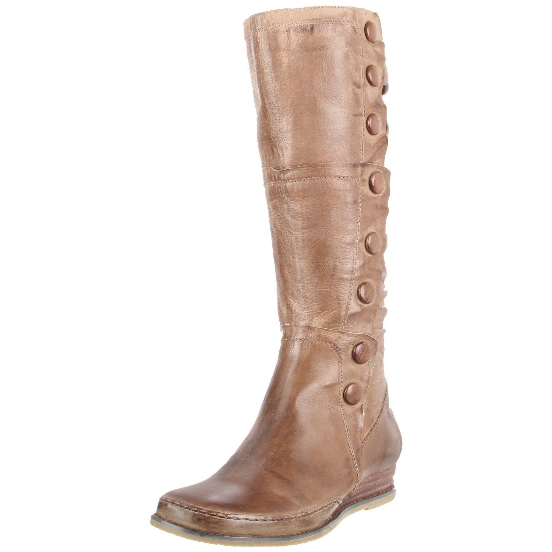 miz mooz womens paz knee high boot in khaki lyst