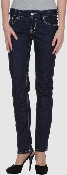 Jacob Cohen Jacob Cohen - Denim Pants - Lyst