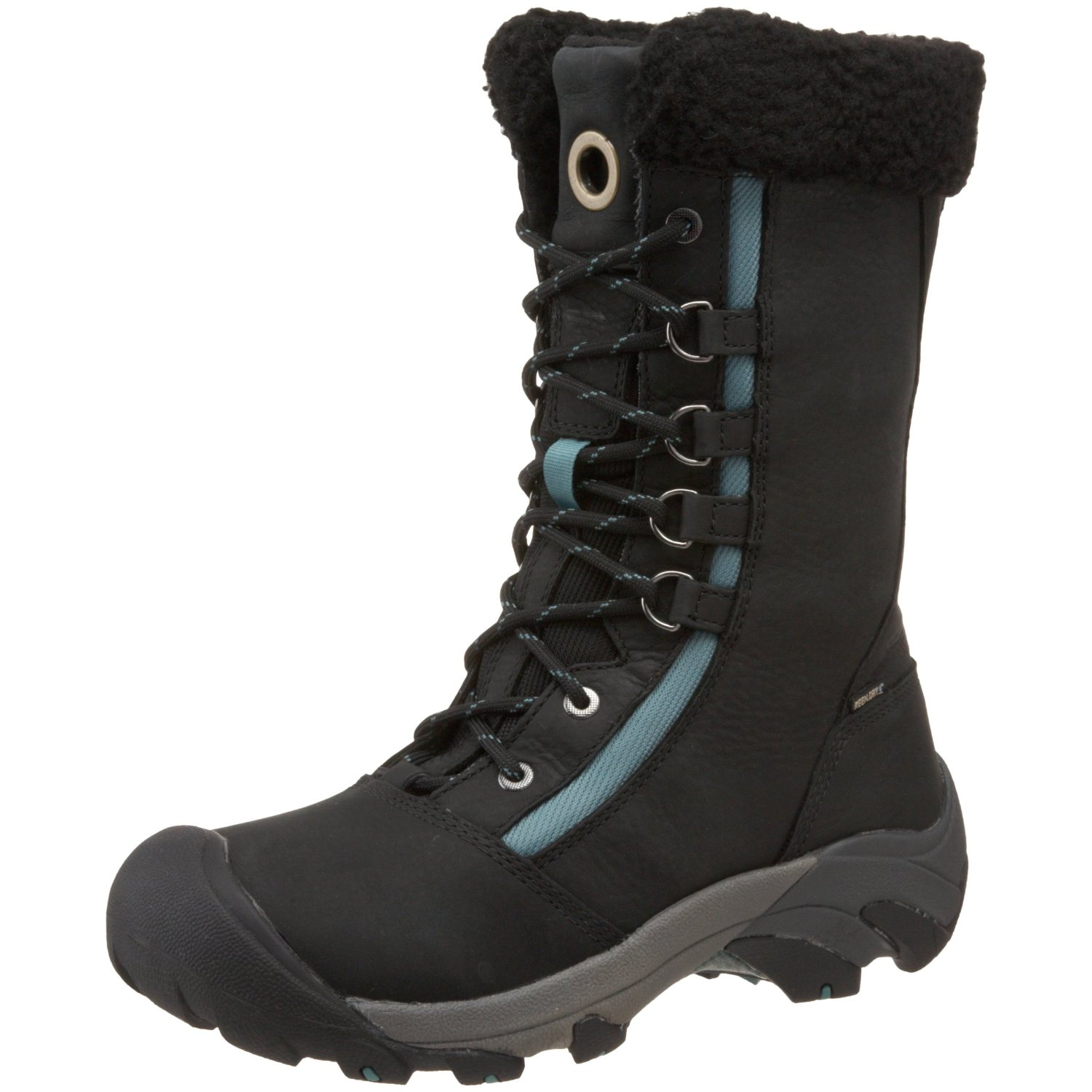 keen keen womens hoodoo high lace up waterproof winter