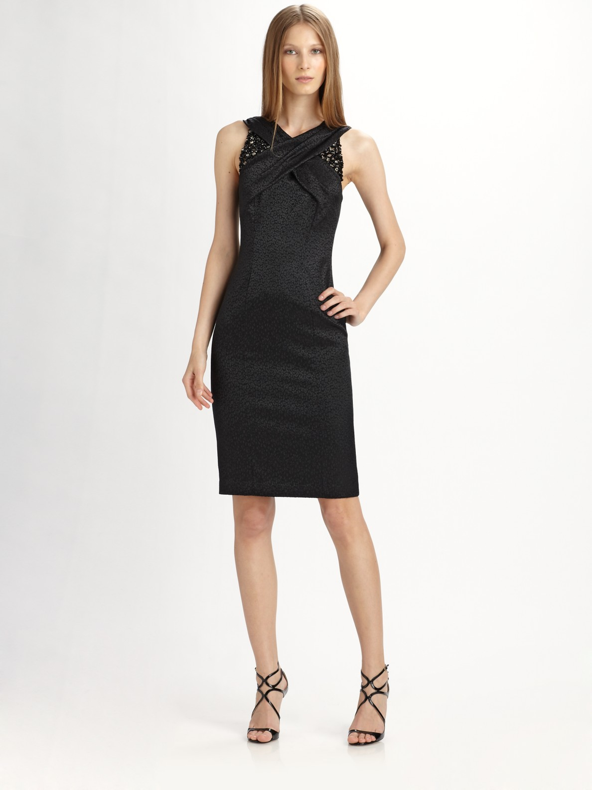 David Meister Cocktail Dress