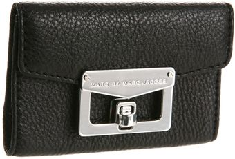 Marc By Marc Jacobs D5 Bianca Card Case Business Card Holder - Lyst