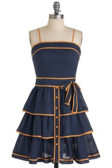 ModCloth Daytime Date Darling Dress - Lyst