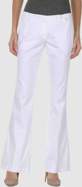 Compagnia Italiana Formal Trouser - Lyst