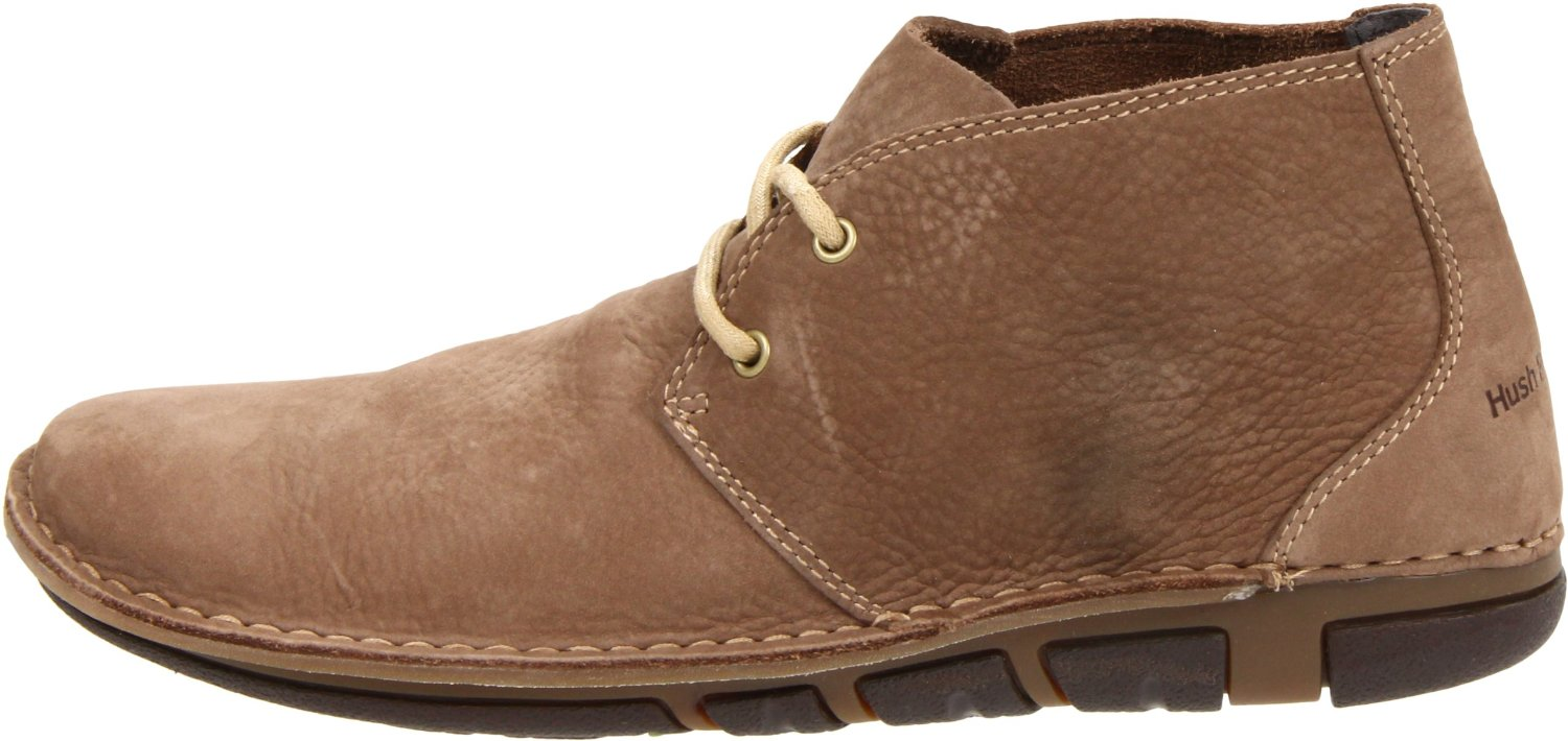 Hush Puppies Hang Out Chukka Boots In Brown For Men Taupe