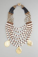 Devon Leigh Multi-strand Drop Necklace - Lyst