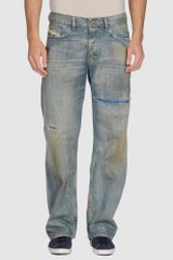 Diesel Denim Gallery Denim Pants - Lyst