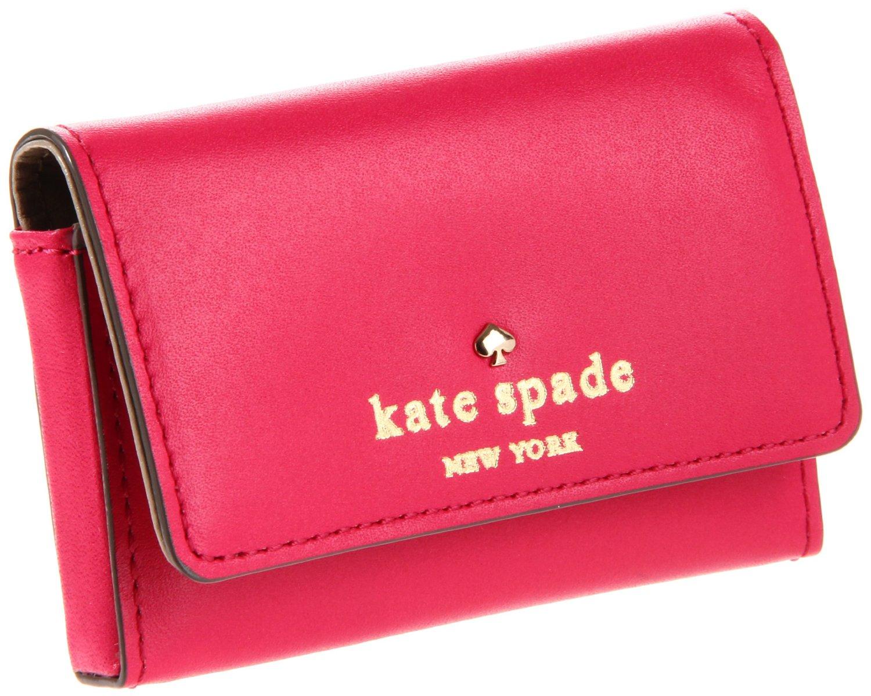 Kate spade new york tudor city holly business card holder for Women business card holder
