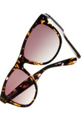 Madewell Sunny Day Tortoise Shades in Animal (tortoise shell) - Lyst