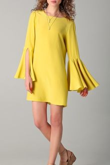 Elizabeth And James Mabel Bell-sleeve Dress - Lyst