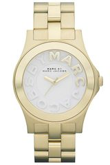 Marc By Marc Jacobs Rivera Round Bracelet Watch - Lyst