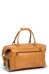 Rebecca Minkoff Wheelie Travel Bag - Lyst