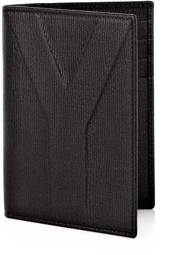 Yves Saint Laurent Passport Holder - Lyst