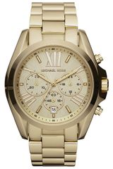 Michael by Michael Kors ' Bradshaw' Chronograph Bracelet Watch - Lyst