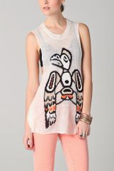 Wildfox White Label Alamo Tank - Lyst