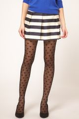 ASOS Collection Asos Bow All Over Tights - Lyst