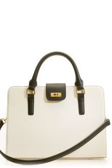 J.Crew Edie Attaché Bag - Lyst