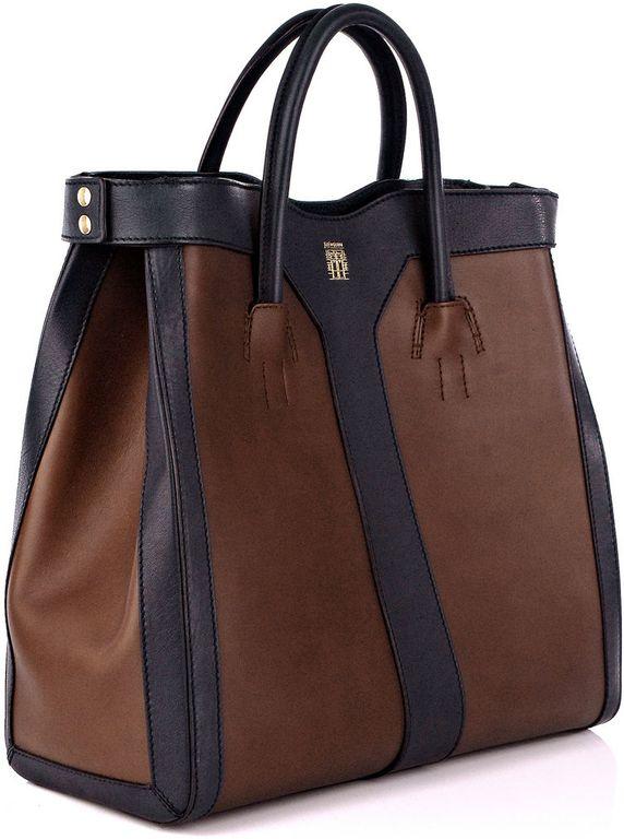 yves saint laurent colorblock muse two handle bag