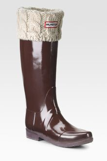 Hunter Welly Sock - Lyst
