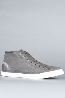 Converse The Chuck Taylor All Star Clean Sneaker in Charcoal - Lyst