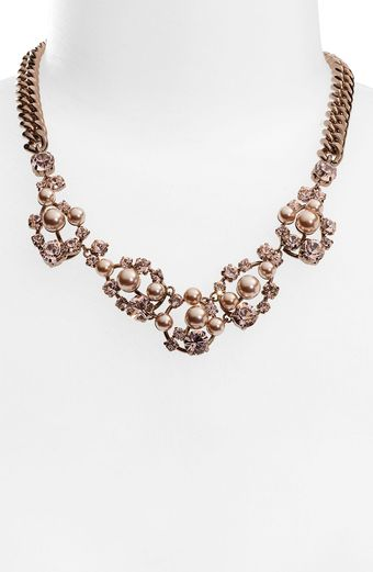 Givenchy Pine Street Collar Necklace - Lyst