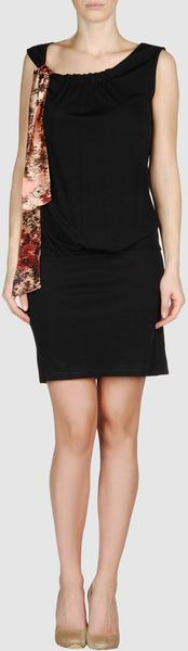 Alice San Diego Short Dress - Lyst