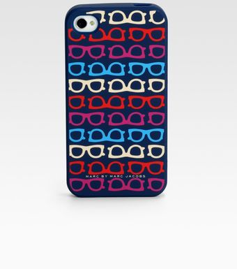 Marc By Marc Jacobs Spectacle Iphone 4g Case - Lyst