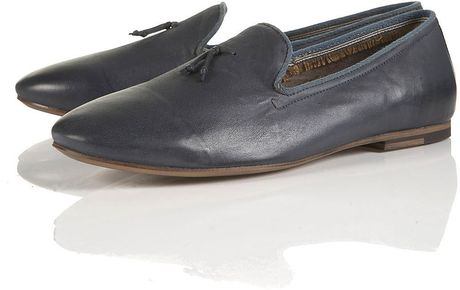Hudson Massin Shoes in Blue for Men