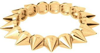 ASOS Collection Asos Spike Stretch Bracelet - Lyst