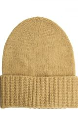 Closed Wool Knit Beanie Hat - Lyst