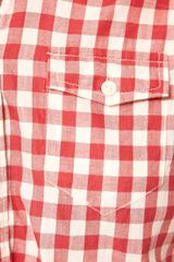 Ralph Lauren Denim & Supply By Ralph Lauren Gingham Shirt in Red - Lyst
