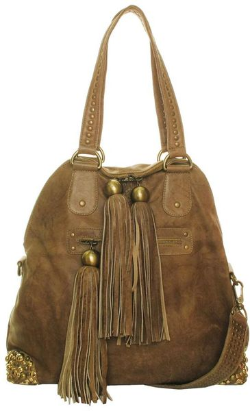 Sara Berman Haden Tote  Tobacco in Brown (tobacco) - Lyst
