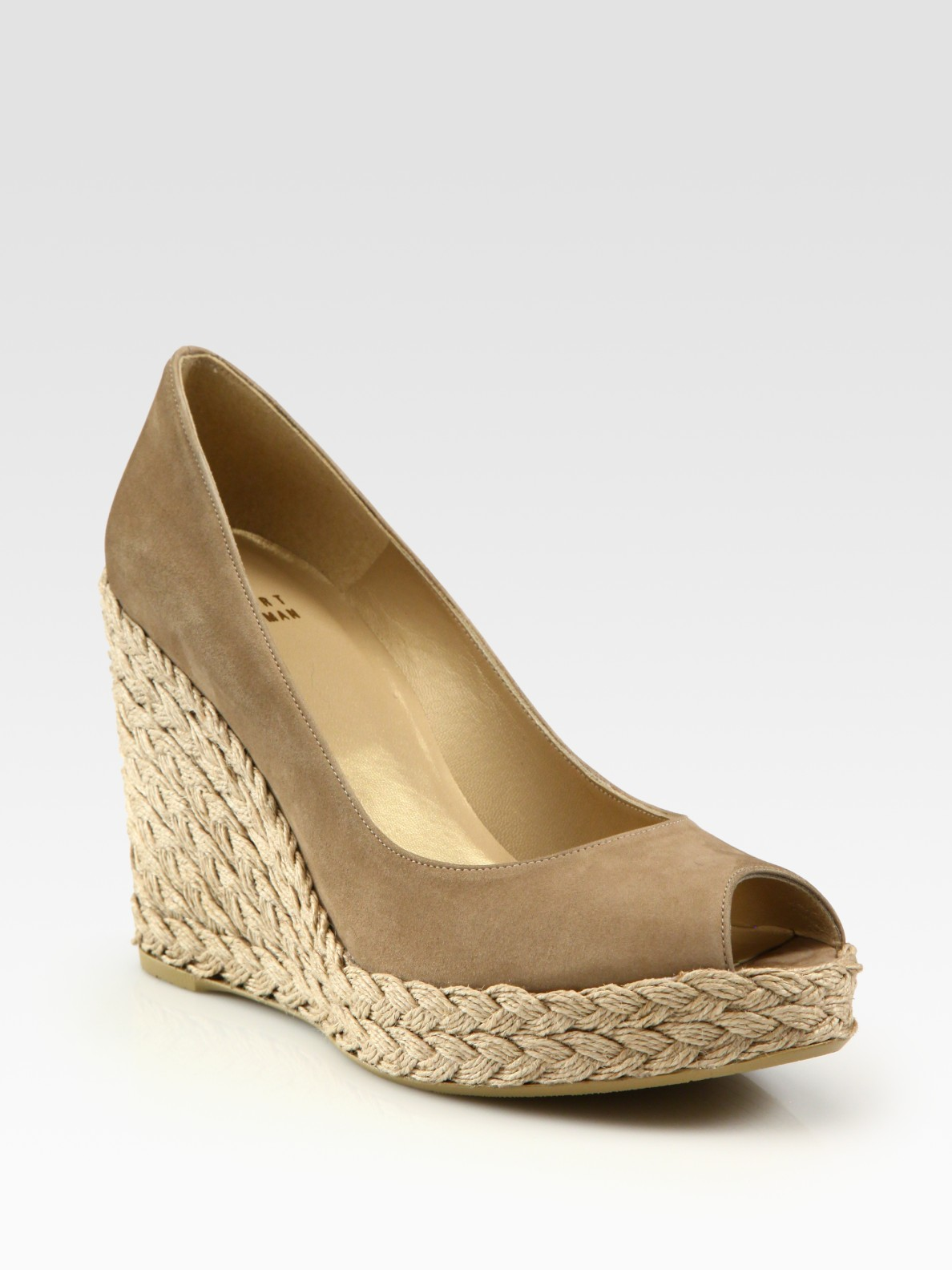 Natural Leather Color Women Shoes
