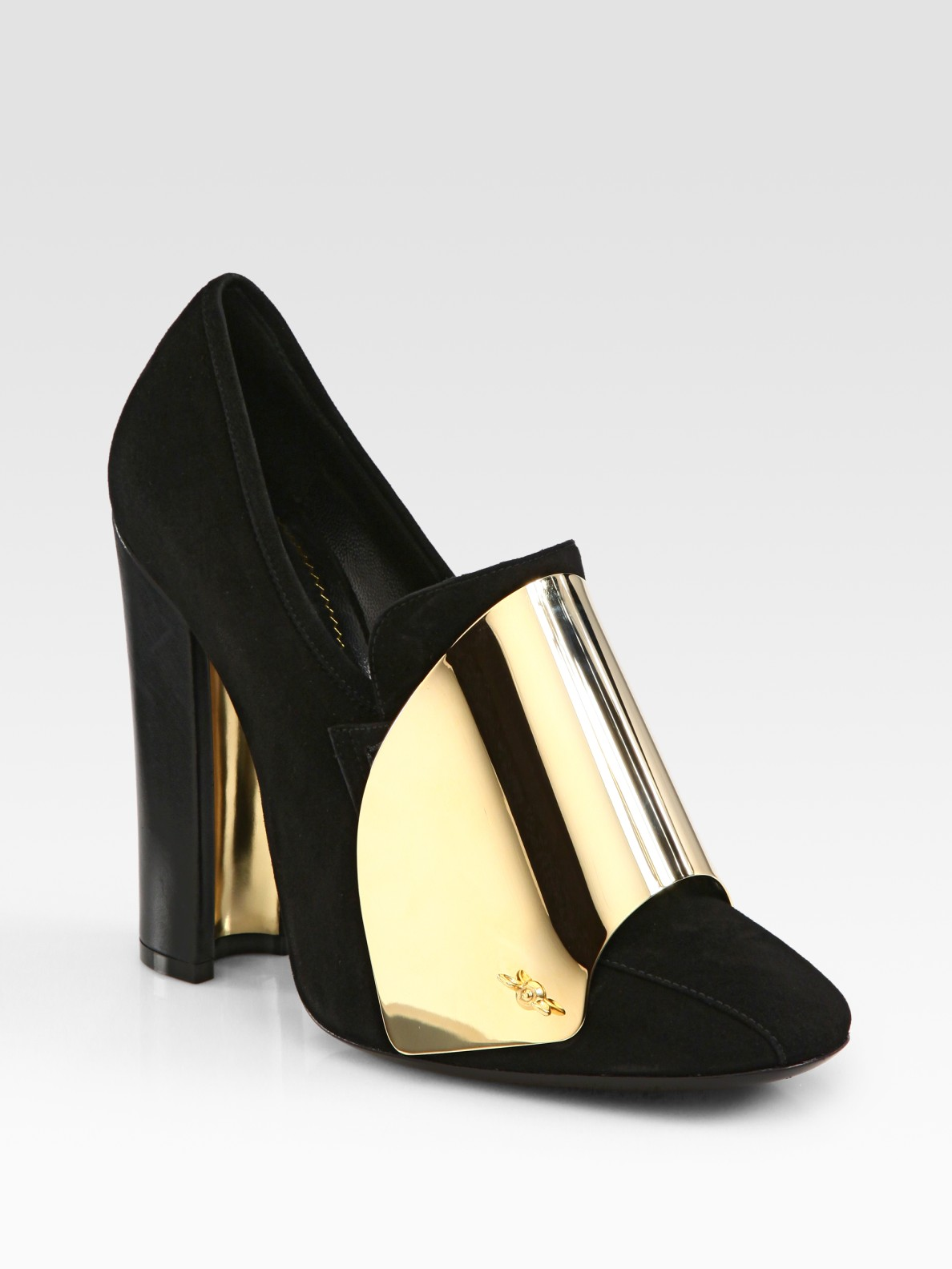 supply for sale free shipping order Yves Saint Laurent Loafer Platform Pumps with mastercard best prices online outlet view qVJVL