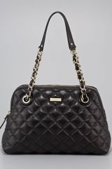 Kate Spade Leighton Quilted Leather Bag - Lyst