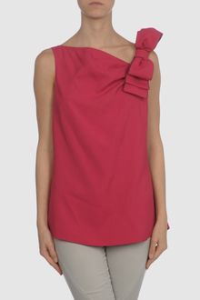 RED Valentino  Sleeveless Top - Lyst