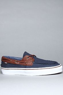 Vans The Zapato Del Barco in Dress Blues & Brunette - Lyst